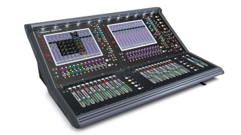 DiGiCo SD-12 Digitalmischpult, inkl. Optocore, Firmware V987 Core2